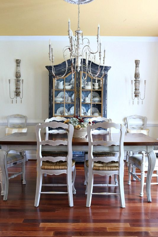 Savvy Southern Style: Dining Room Refresh