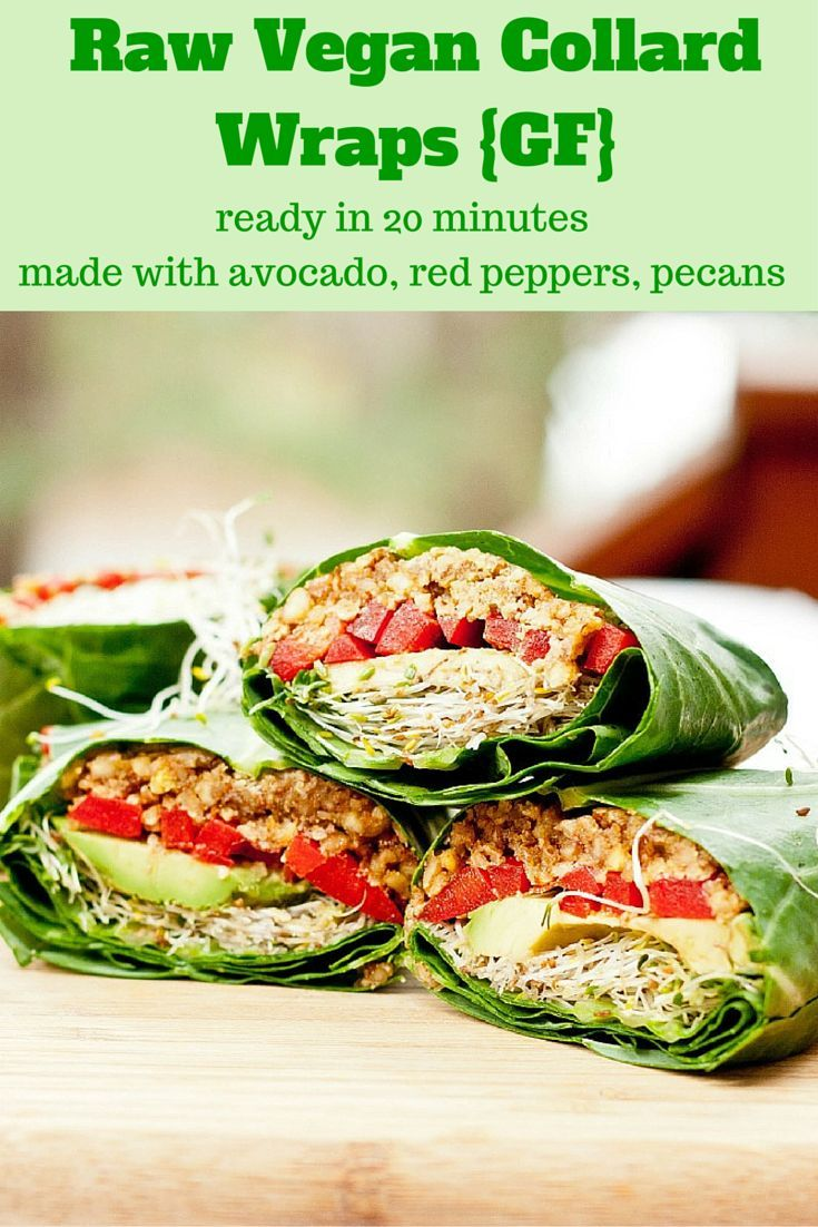 You'll be loving those New Year's Resolutions when you try these raw vegan…
