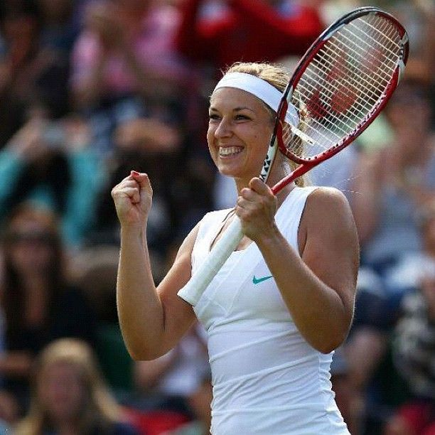 Sabine Lisicki, WTA Top 10 ranked superstar