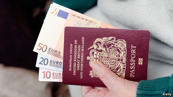 A vote to leave the EU would leave travellers in an uncertain position -    TWO recent opinion polls have put the Leave side ahead in Britain's upcoming referendum on European Union membership. If the country does decide on a Brexit on 23rd June, what would that mean for business travellers? Frankly, it is difficult to say. We know what travel looks like as part of t... http://tvseriesfullepisodes.com/index.php/2016/06/06/a-vote-to-leave-the-eu-would-leave-travellers-in-an-