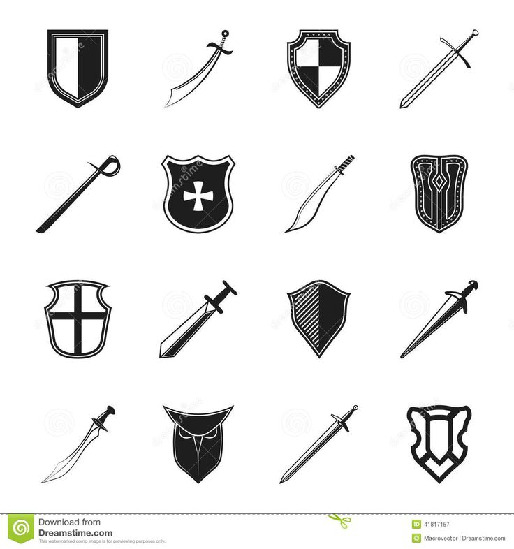 sword-shield-icons-set-swords-medieval-knight-weapon-steel-warrior-shields-isolated-vector-illustration-41817157.jpg (JPEG Image, 1300×1390 pixels)