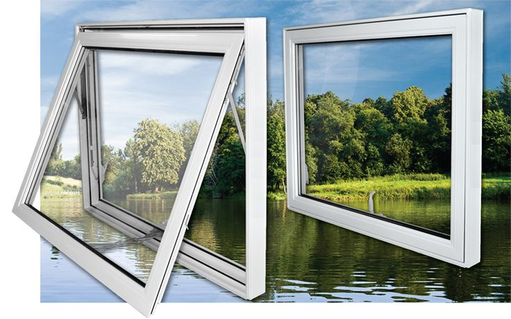 #Awning #windows are great for just about any room that needs a great view and ventilation at the same time. At Vinyl Window Pro, we can make an awning window up to 5 feet wide and 6 feet tall in one piece and have it open from the bottom outwards.