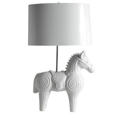 Jonathan Adler horse lamo