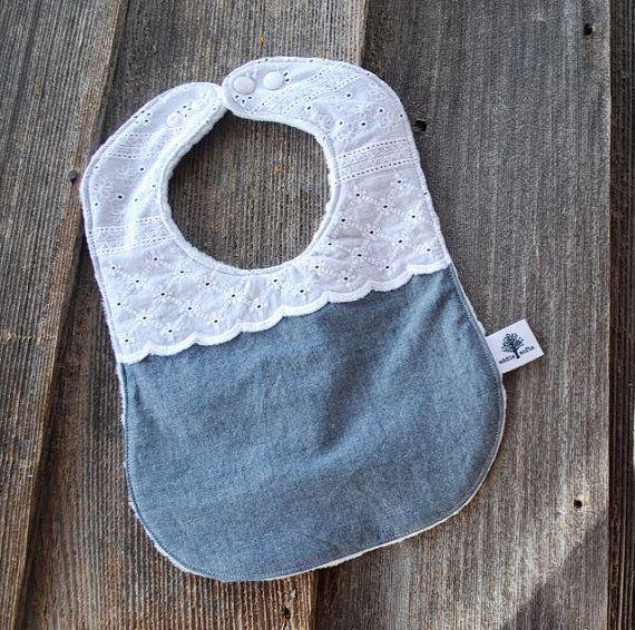 Custom 3-layer Sweetie Pie baby bib baby feeding by eddieandsofia