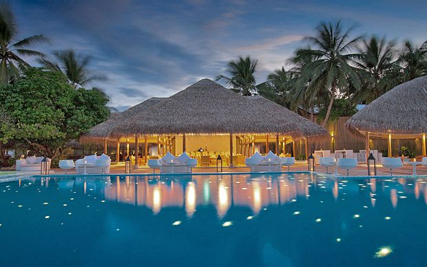 Win an all-inclusive holiday for two in the Maldives @ The Telegraph