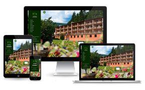 Horský hotel - www.hotelpodjavornik.sk  #horskyhotel #webdesign