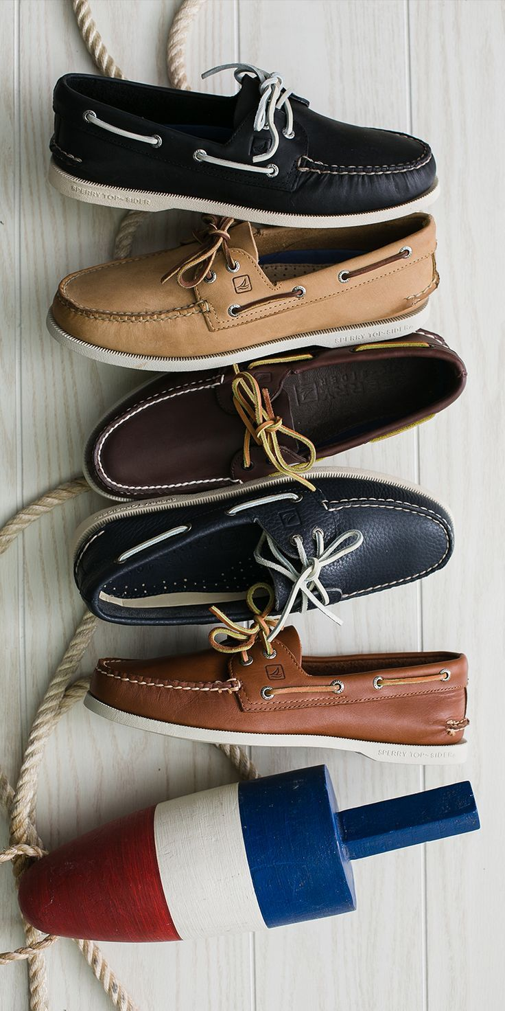 Sperry is the godfather of boat shoes because it's long-lasting and made from genuine leather. Shop boat shoes at JackThreads now.
