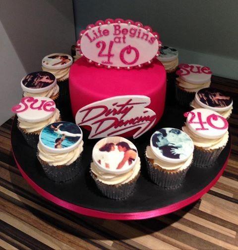 Dirty Dancing Theme Wedding Birthday Cakes Anniversary
