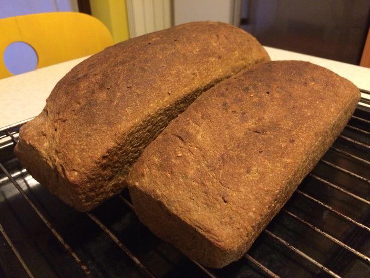 Black Bread, what a wonderful flavour!