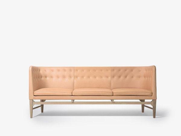 Sofa Mayor Arne Jacobsen | &Tradition | Designzoo | Designzoo