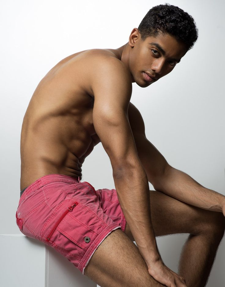 Egyptian model Omar Honore | Arab Men | Black men, Guys e ...