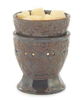 Plum Goblet Illumination Electric Tart Warmer – MNM Gifts