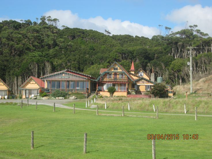 One of the top notch accommodation places on the Island. Rocky Glen Retreat.