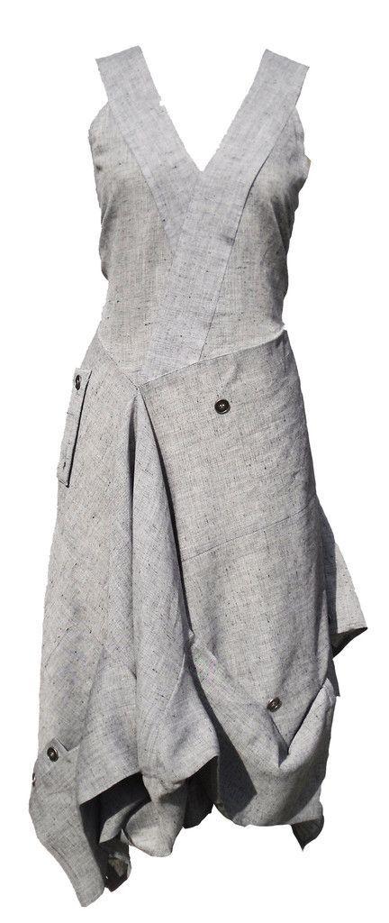 Tennyson dress: