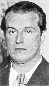 Rafael Alberti, poeta de la generación del 27.