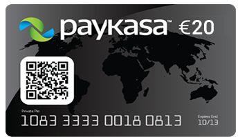20 Euro Paykasa kart 80 TL'dir. Sizlerde uygun fiyatlarla paykasa satın almak için sitemizi ziyaret edebilirsiniz.