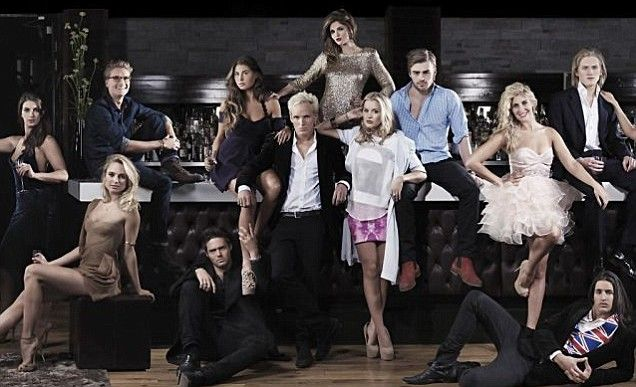 Made In Chelsea. My new guilty pleasure. It's The Hills with a British accent. I could listen to them talk all day.