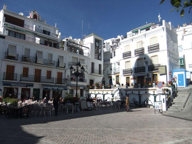 Cómpeta - a lovely pueblo blanco in the Axarquía http://bovingtonphotosofspain.blogspot.com.es/2013/02/competa.html