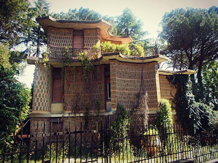 Paolo Portoghesi Casa Baldi - Cerca Con Google