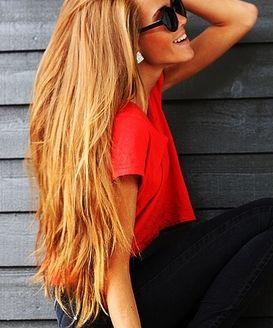 I want longer hair so bad...Hair 3, Hair Hair, Hair Colors, Hair Makeup Nails, Hair Nails Makeup, Longer Hair, Girls Hairstyles, Hairhair Style, Hairlong Hair