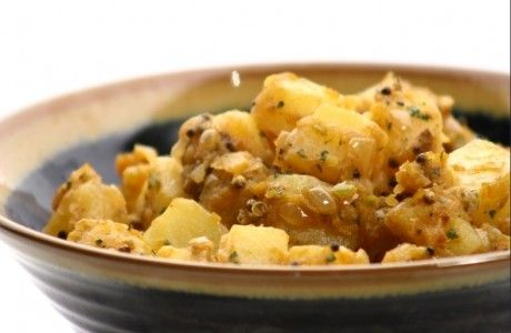 Batatas à indiana (Tari Aloo) | Panelinha - Receitas que funcionam