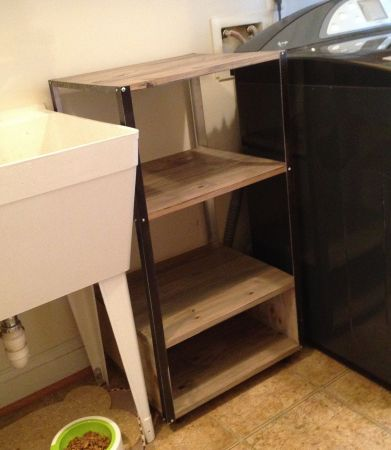 62 best laundry room tutorials images on pinterest bathrooms home laundry cart do it yourself home projects from ana white solutioingenieria Images