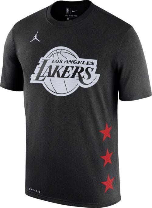 41d38337e6fa Jordan Men's 2019 NBA All-Star Game LeBron James Dri-FIT Black T-Shirt in  2019 | Style | Lebron james, Lebron james t shirt, Men