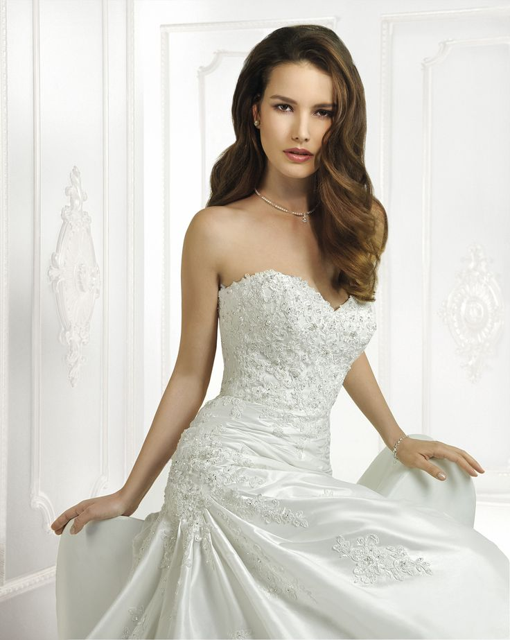 New Cosmobella Wedding Dress Style MacysBridalSalon chicago bridal gown weddingdress