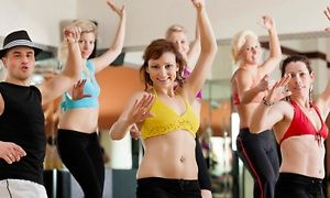 Groupon - 5, 10, or 15 Dance Fitness Classes for Adults at Straightline Dance Fitness (Up to 59% Off)  in Sheridan. Groupon deal price: $35