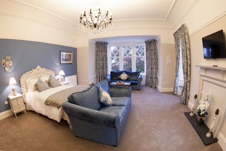 Alloway Junior Suite at Inglewood House, boutique hotel near Stirling