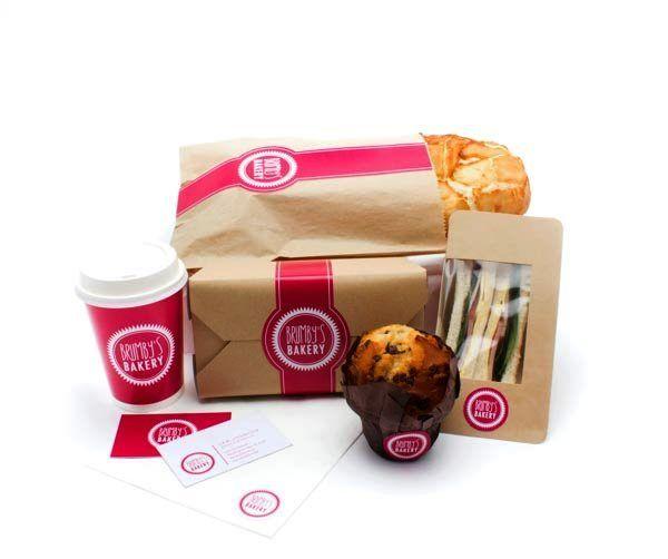 Kemasan Roti Biskuit dan Kue - Product Rebranding