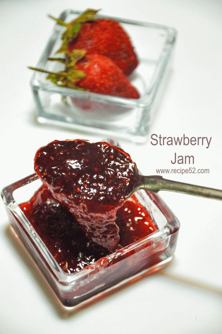 Plum jam recipe without pectin