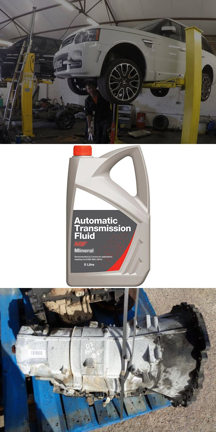 Why Is The 2 7 Tdv6 Gearbox Important Automatic Transmission Fluid Range Rover Blog Categories