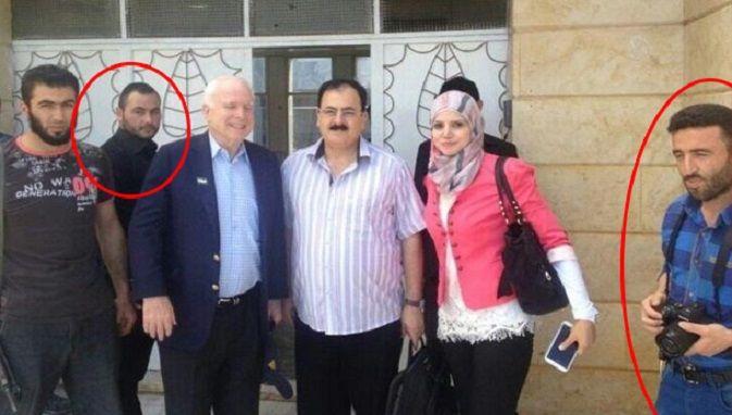 Bloggers Claim John McCain Named 1996's Sexiest Caliph, Rand Paul Weighs in