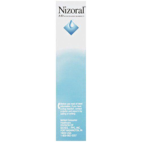 Take a look: Nizoral A-D Anti-Dandruff Shampoo, 7 Oz