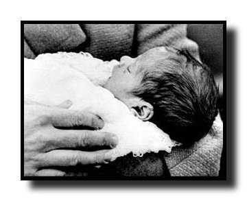 Baby Albert Pierre Felix Kennedy 5 wks early boy