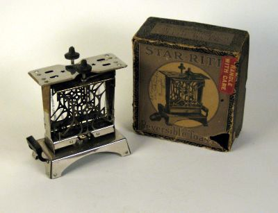 Star Rite toaster ~~http://lindacee.hubpages.com/hub/Toasters-of-the-1920s