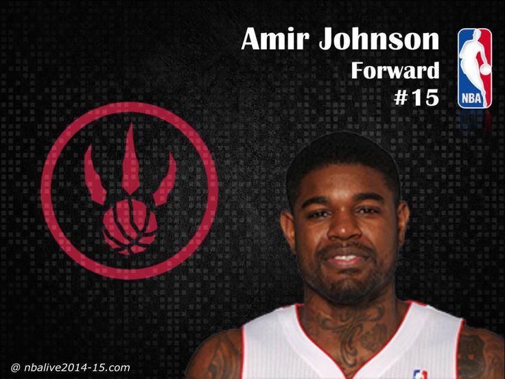Amir Johnson - Toronto Raptors - 2014-15 Player