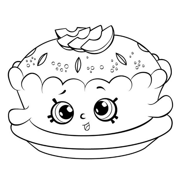 Shopkins Coloring Pages Season 6 In 2020 Shopkins Colouring Pages, Shopkin  Coloring Pages, Cute Coloring Pages