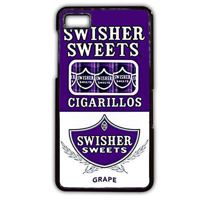 Grape Swisher Sweets TATUM-4795 Blackberry Phonecase Cover For Blackberry Q10, Blackberry Z10