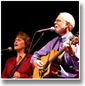 "Steve and Annie Chapman-love her song called ""The Secret Place"""