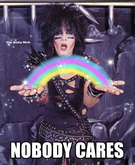 Nobody Cares Meme Joker Spongebob Nobody Cares...