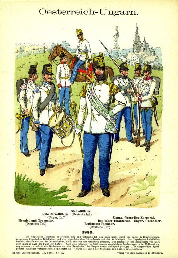 Austrian infantry