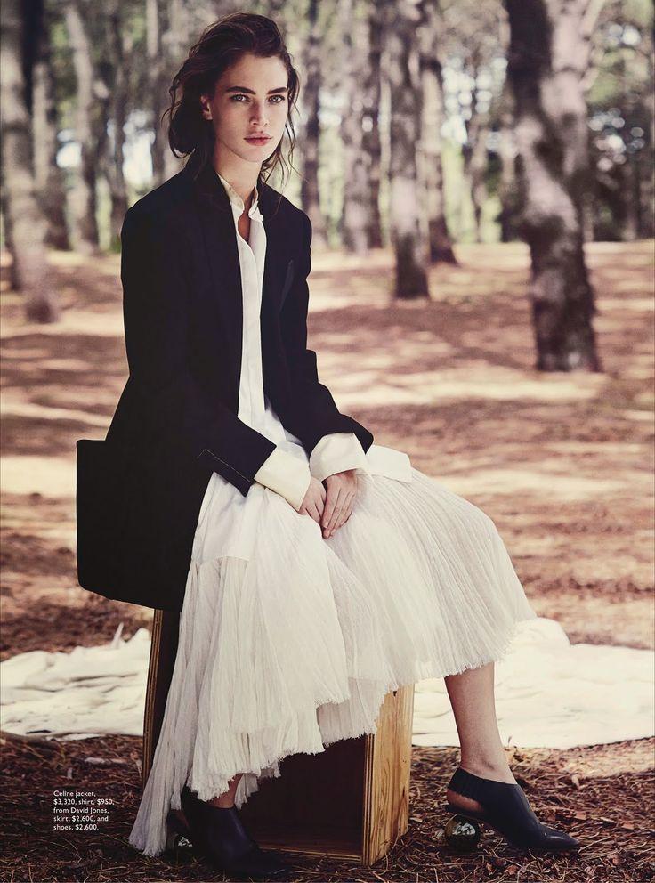 Crista Cober Vogue Australia May 2014