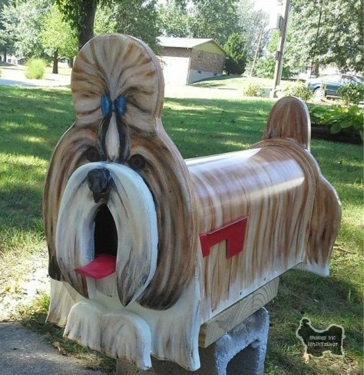 173 best images about it 39 s in the mail on pinterest - Unique mailboxes for rural ...