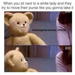 Black girl problems