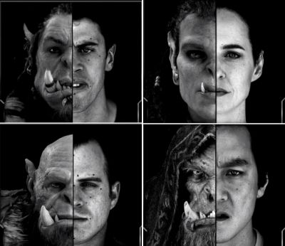 Warcraft Cast