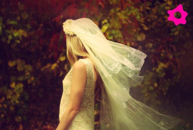 Lindo véu!