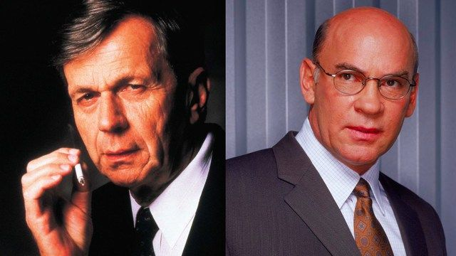 Cigarette-Smoking Man and Walter Skinner will return to X-Files · Newswire · The A.V. Club