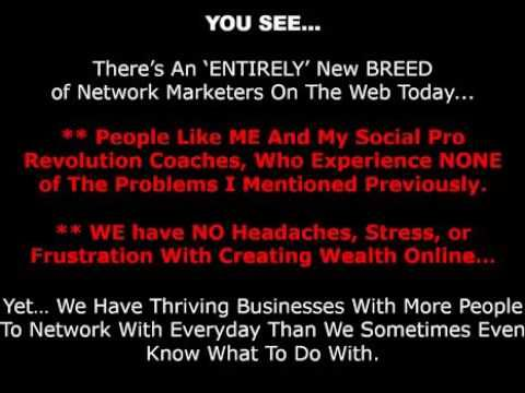 What Is Social Pro Revolution Coaching Movement - See For Your Self... - YouTube